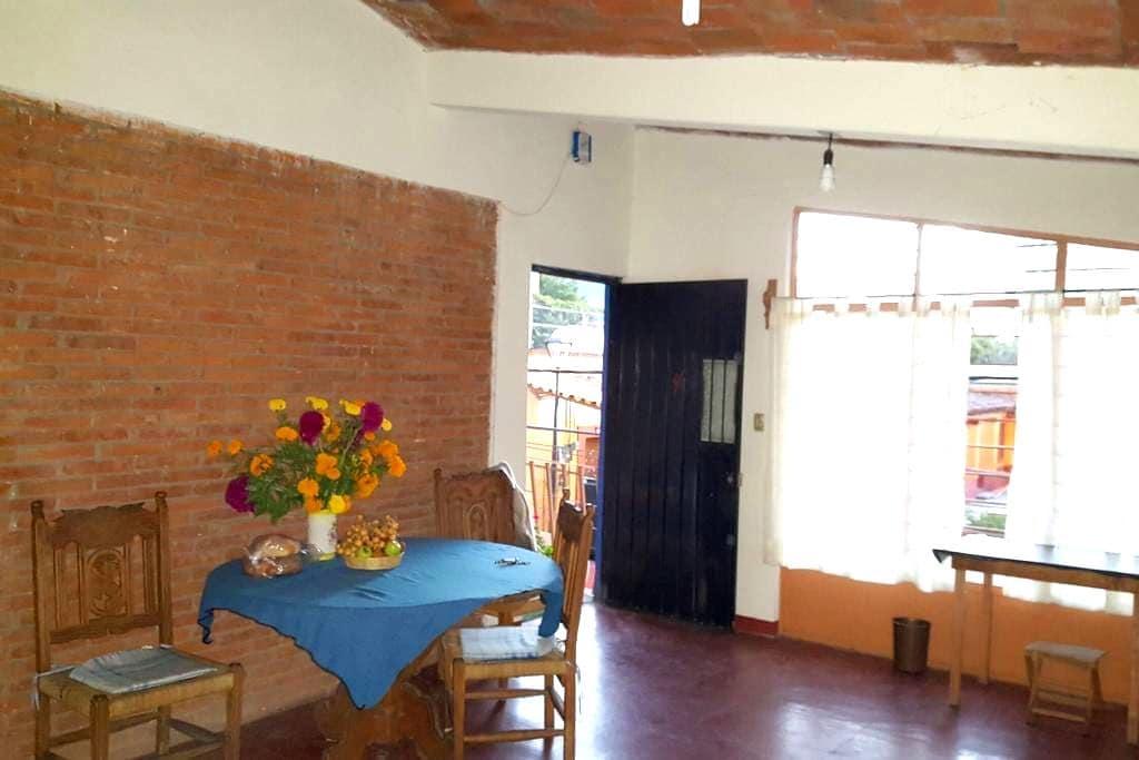 Delicious and cozy appartment - Oaxaca de Juárez  - Flat