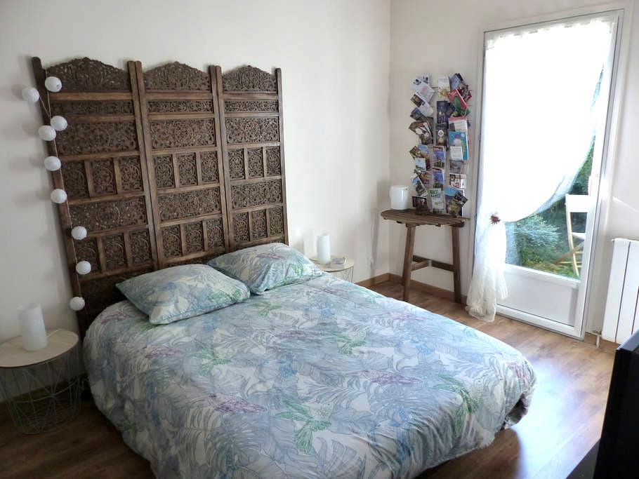 Charmante chambre privée et au calme - Buc - Hus