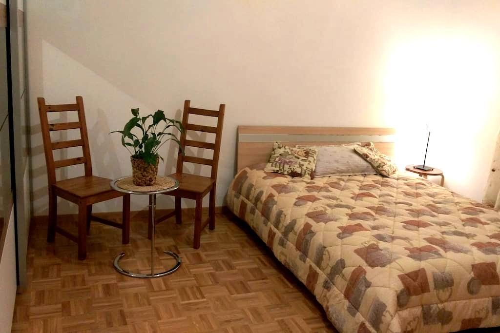 Private specious room, City center - Lausanne - Apartment