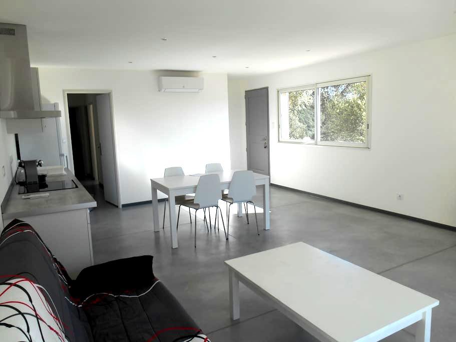 Appartement confort, Propriano - Viggianello