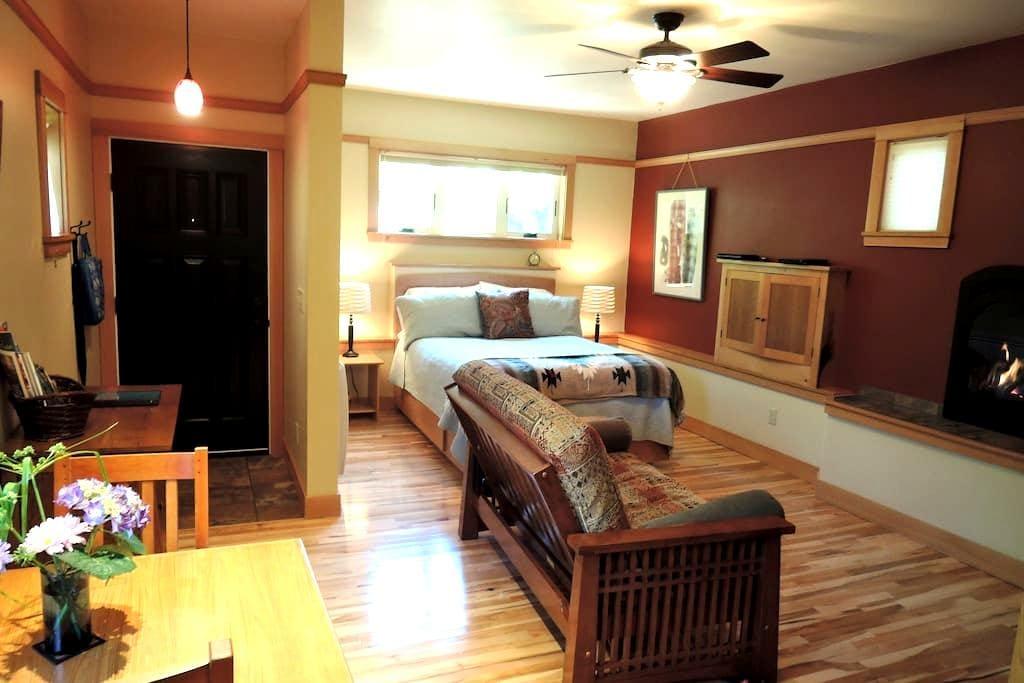 Historic Kerns-Chase Cottage - Eugene - Ház