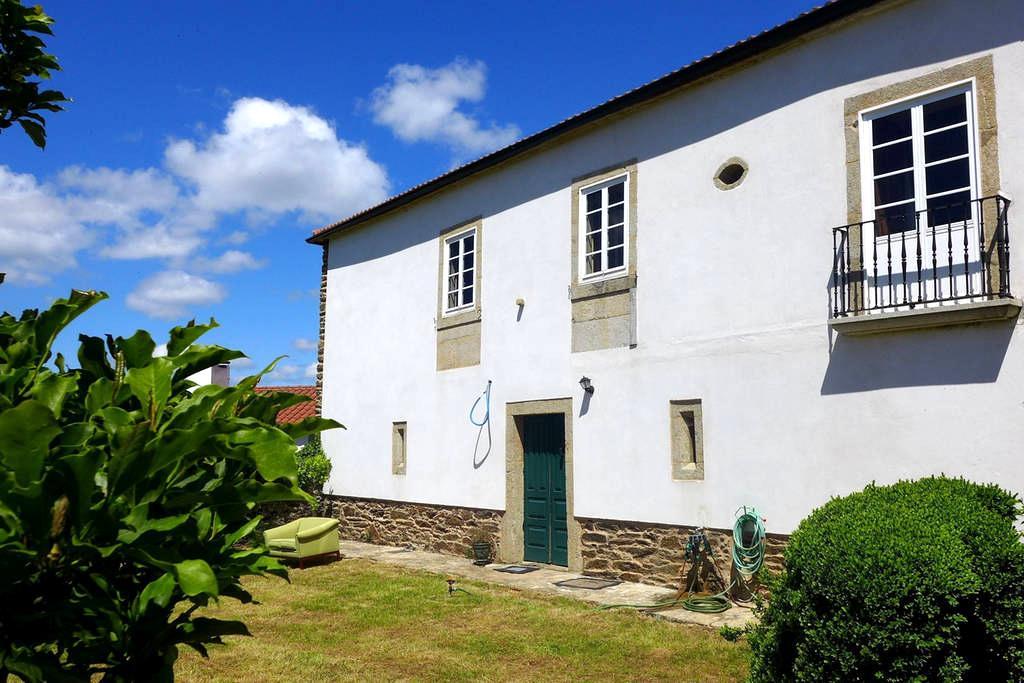 Casa de piedra en aldea gallega - Prado - House