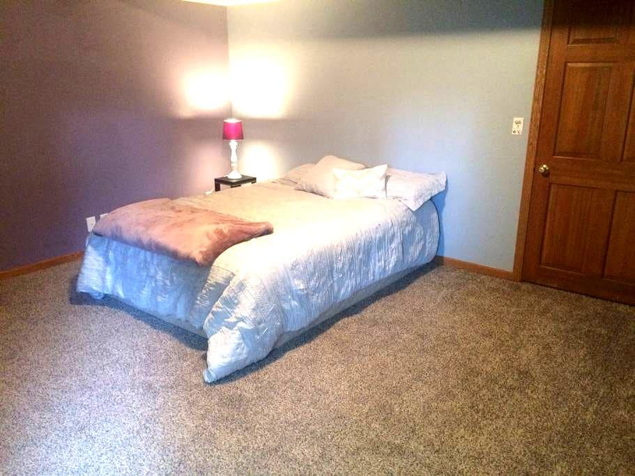 Large private apartment - Omaha - Pis