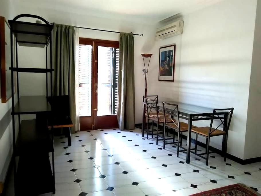 Apartamento amplio y luminoso en Mahón Menorca. - Maó - Apartment