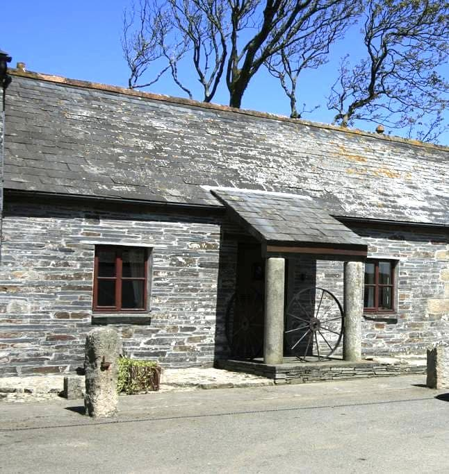Cosy farm cottage, near Port Isaac/ Doc Martin - Saint Teath