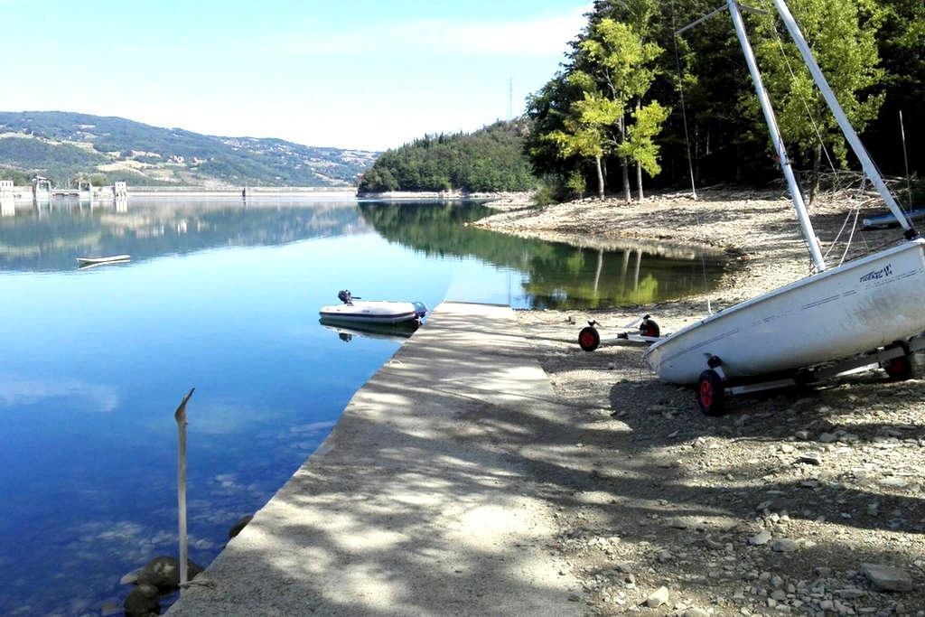 Trilocale a 30 minuti da Pistoia - Gaggio Montano