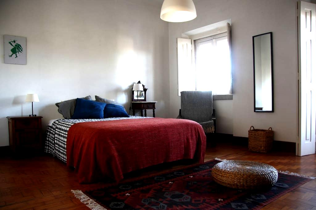 Cozy bedroom in nice apartment - Setúbal - Квартира