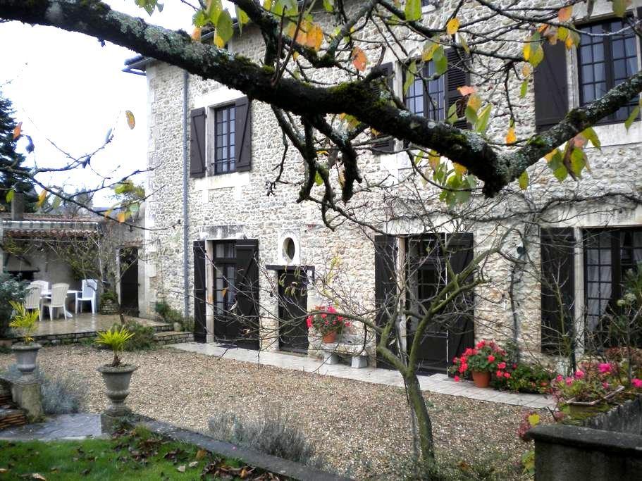 Denise - Béruges - Apartment