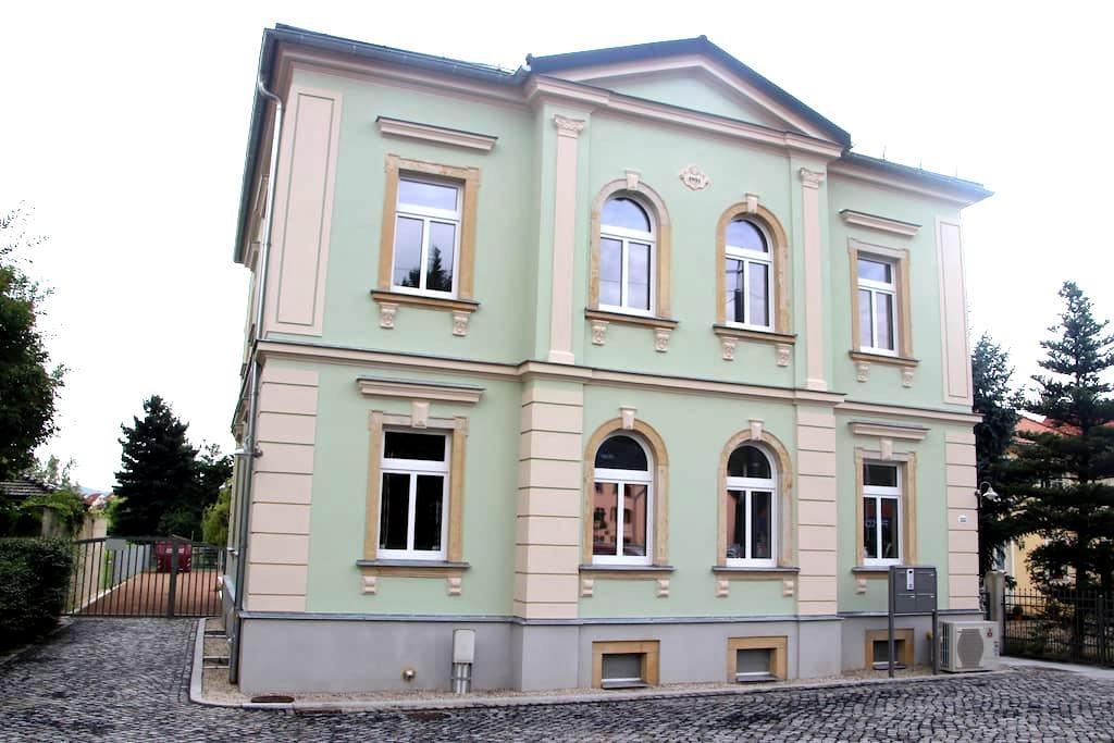 Wohlfühlzimmer mit Blick auf die Weinberge - Radebeul - Apartamento