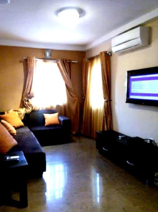 AEROVILLE -onebed apartment Magodo GRA - Kosofe - Apartmen