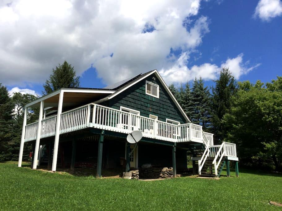 Spacious house with views - Margaretville - House