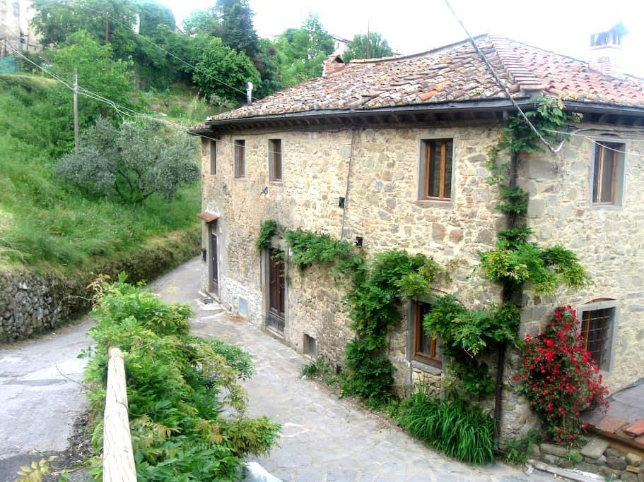 Beautiful Farmhouse in Mountains - Bagni di Lucca - House