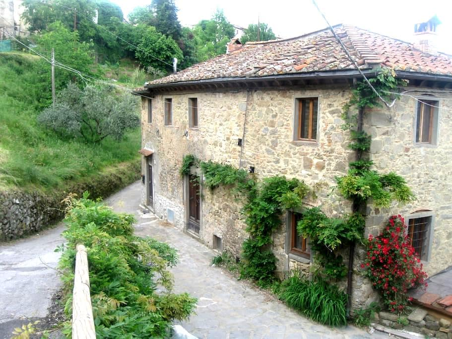 Beautiful Farmhouse in Mountains - Bagni di Lucca - Haus