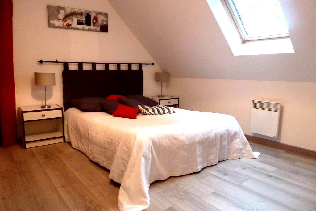***Chambre en vallée de Loire*** P - Montlouis-sur-Loire - Hus