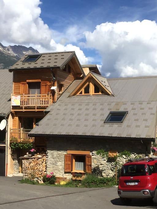 Petit studio cosy - Saint-Crépin - House