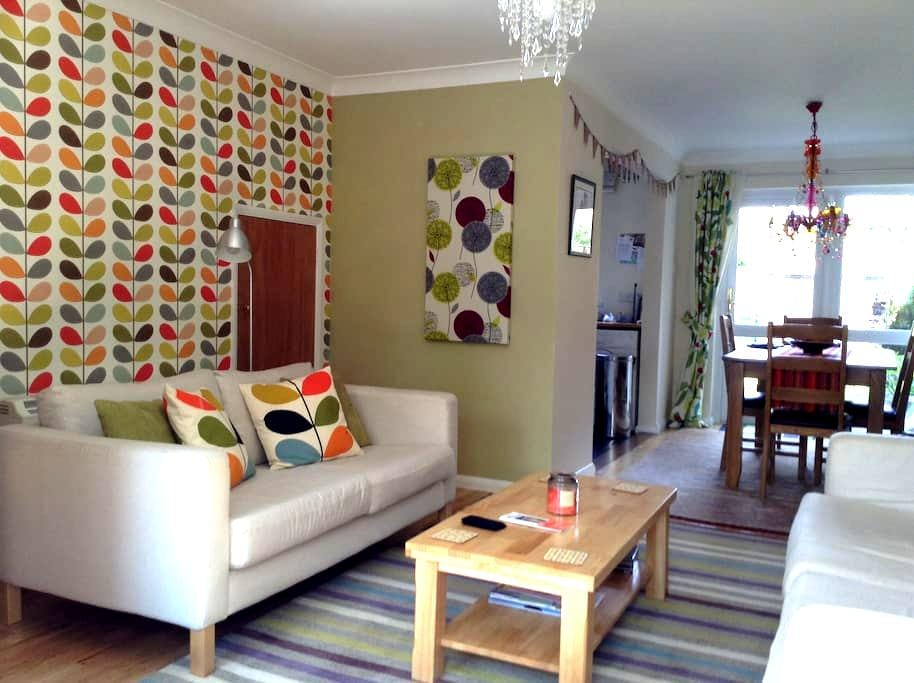 Lovely 3 BR house in village centre - Orford - House