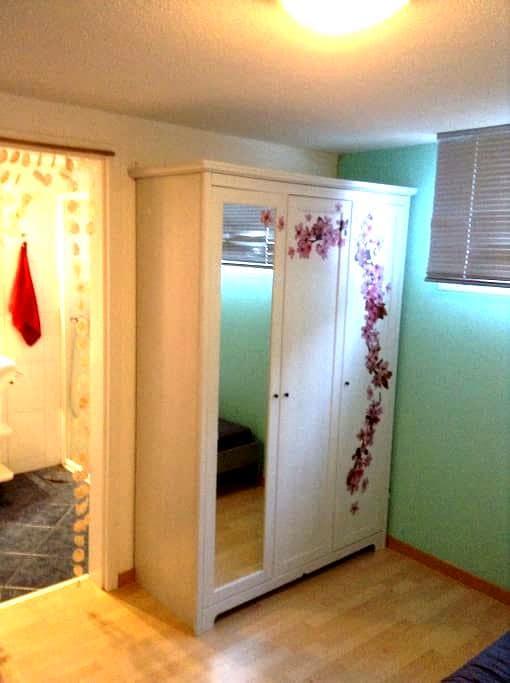Kleines Zimmer für 2 Personen - Langendorf - Casa