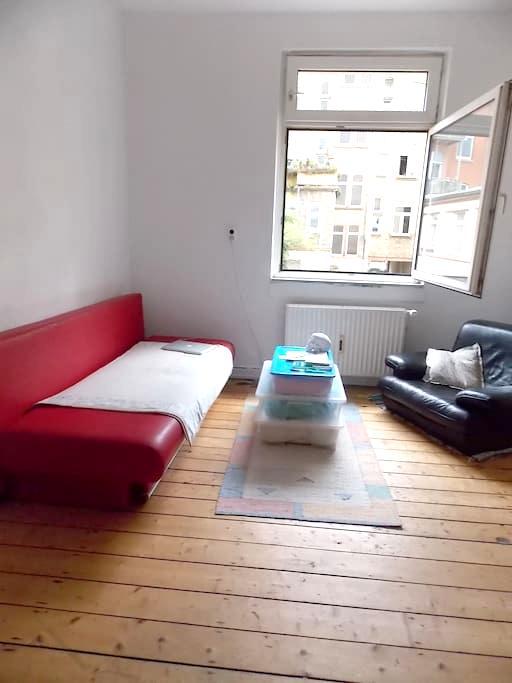 2 helle Zimmer in der Neustadt - Майнц - Квартира