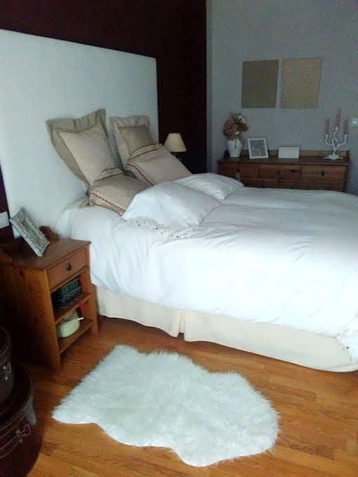 Bonito apartamento en Reinosa - Reinosa - Apartment