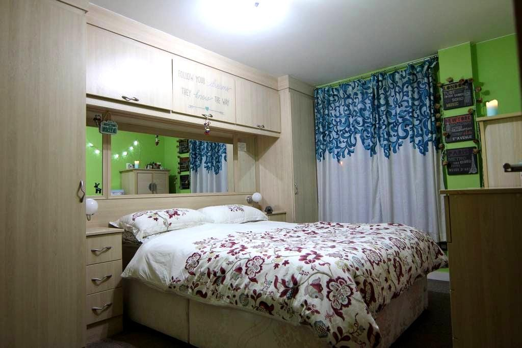 Private en-suite room, Lancaster city centre - Lancaster - Lägenhet