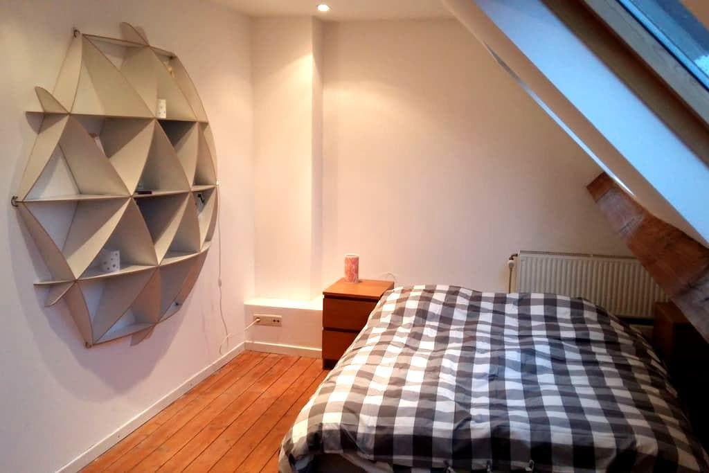Quiet studio in green area + good connections - Watermael-Boitsfort - Apartment