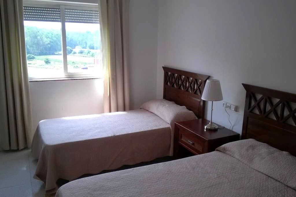 Habitación doble, acceso independie - Láncara