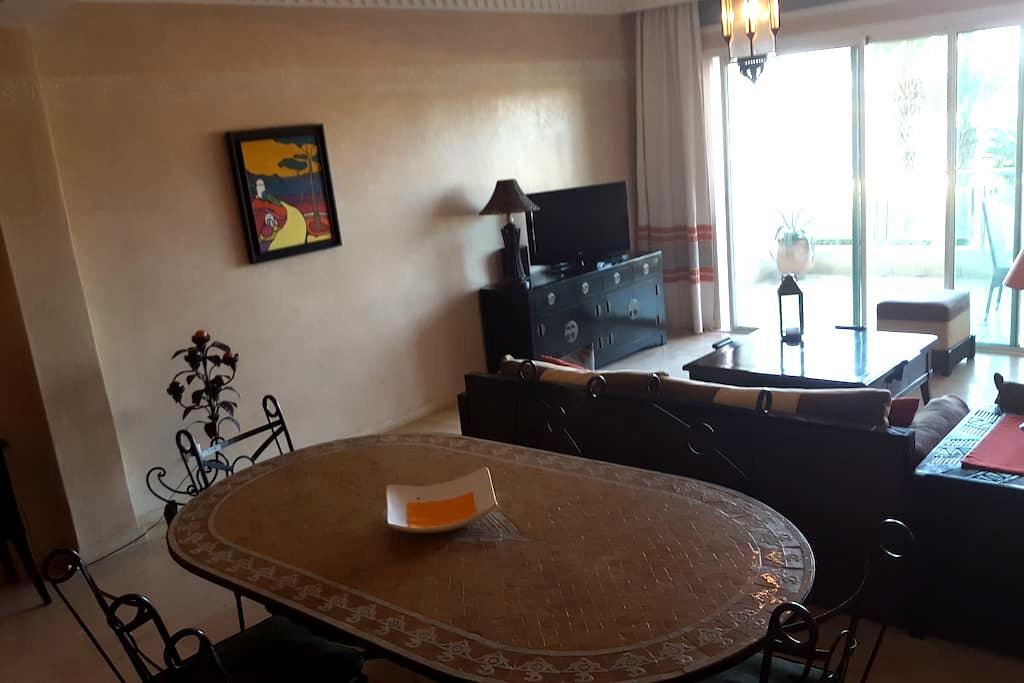 Monat House - Asilah - Apartamento