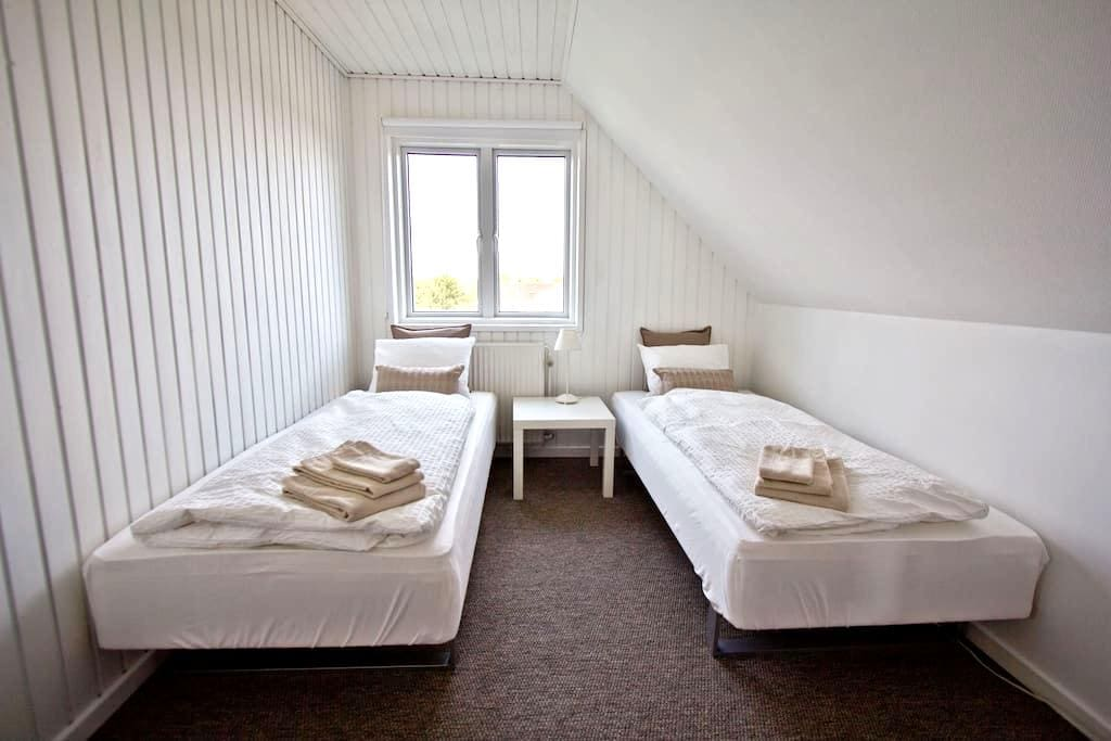 Nice nordic/shabby chic atmosphere! - Fanø - Bed & Breakfast