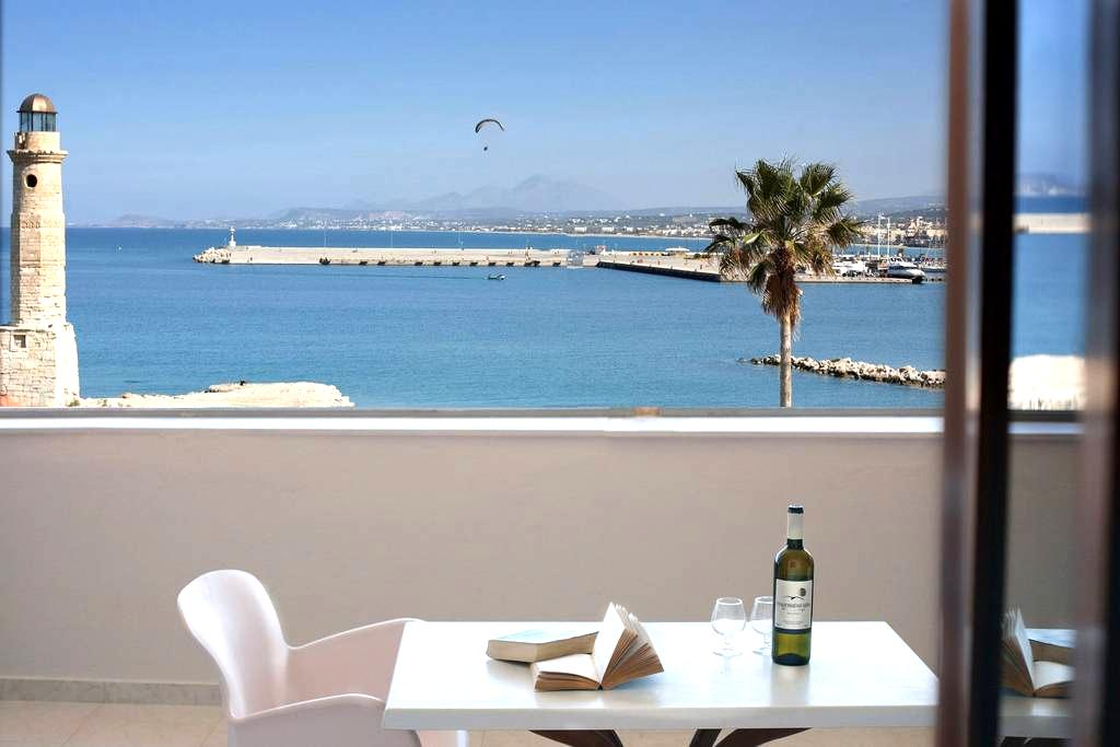 Superior Room with Marina View - Rethymno - Bed & Breakfast