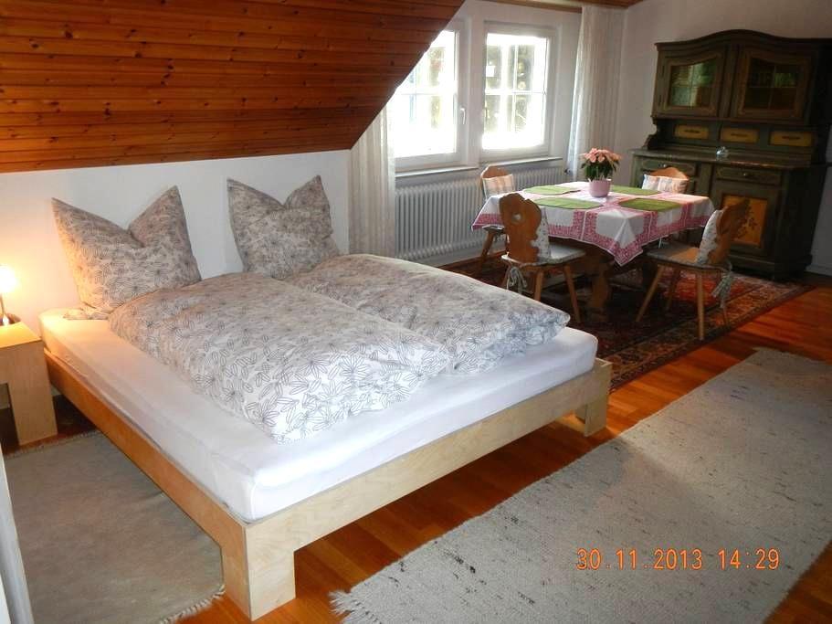 Gemütliches Appartement in Planegg - Planegg - Huis
