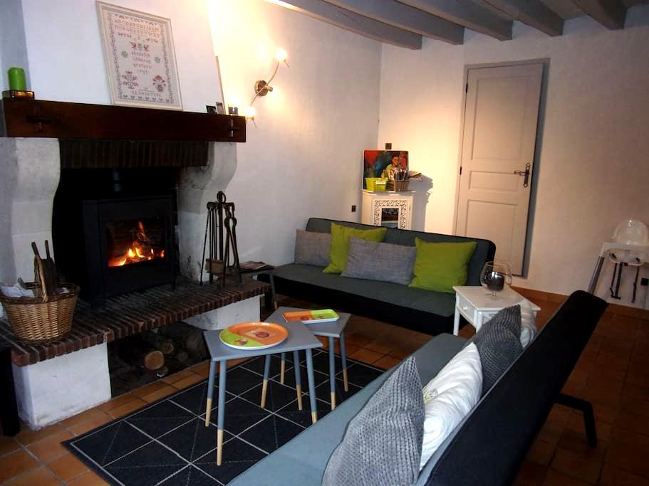 La Chaumière de Beaumont   Meublé de tourisme 3*** - Beaumont-Village - Huis