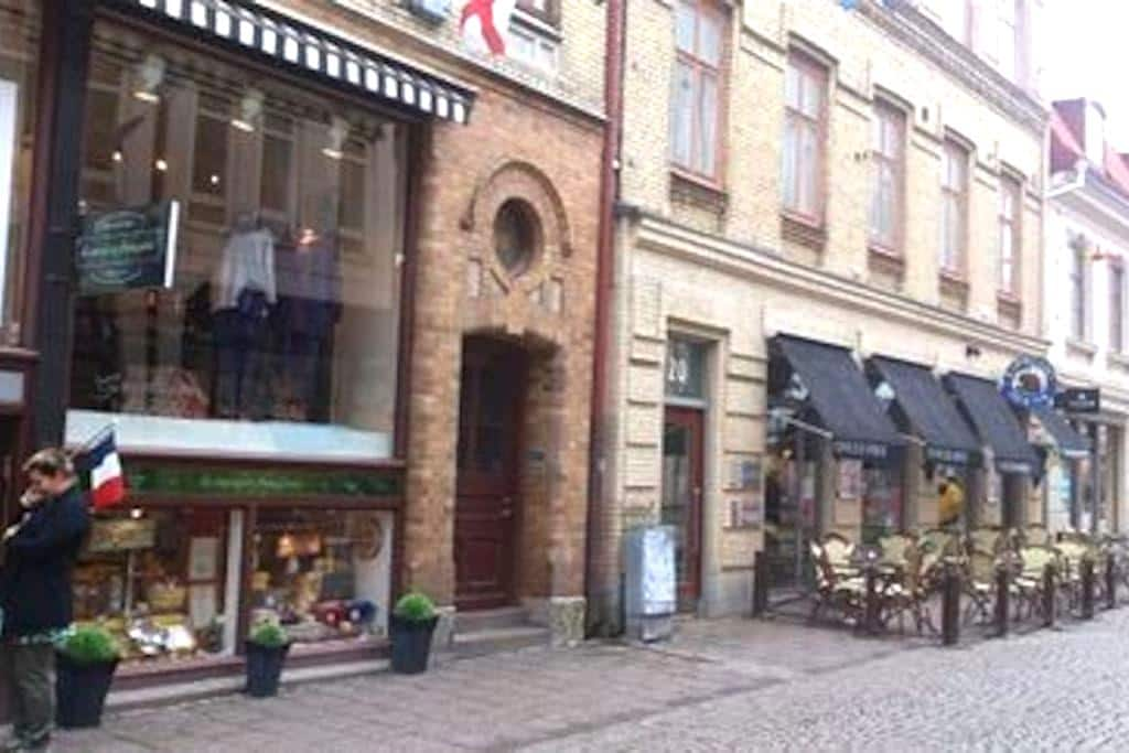 Heart of Gothenburg 1 - Gothenburg - Bed & Breakfast