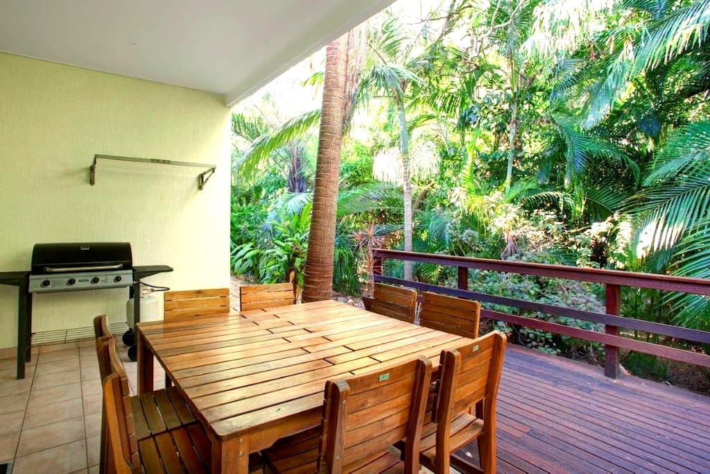 Ocean Beach Resort Garden Villa - Agnes Water - Appartement