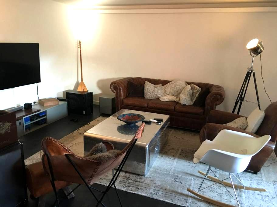 Cosy private apartment near to EUROAIRPORT - Saint-Louis - Wohnung