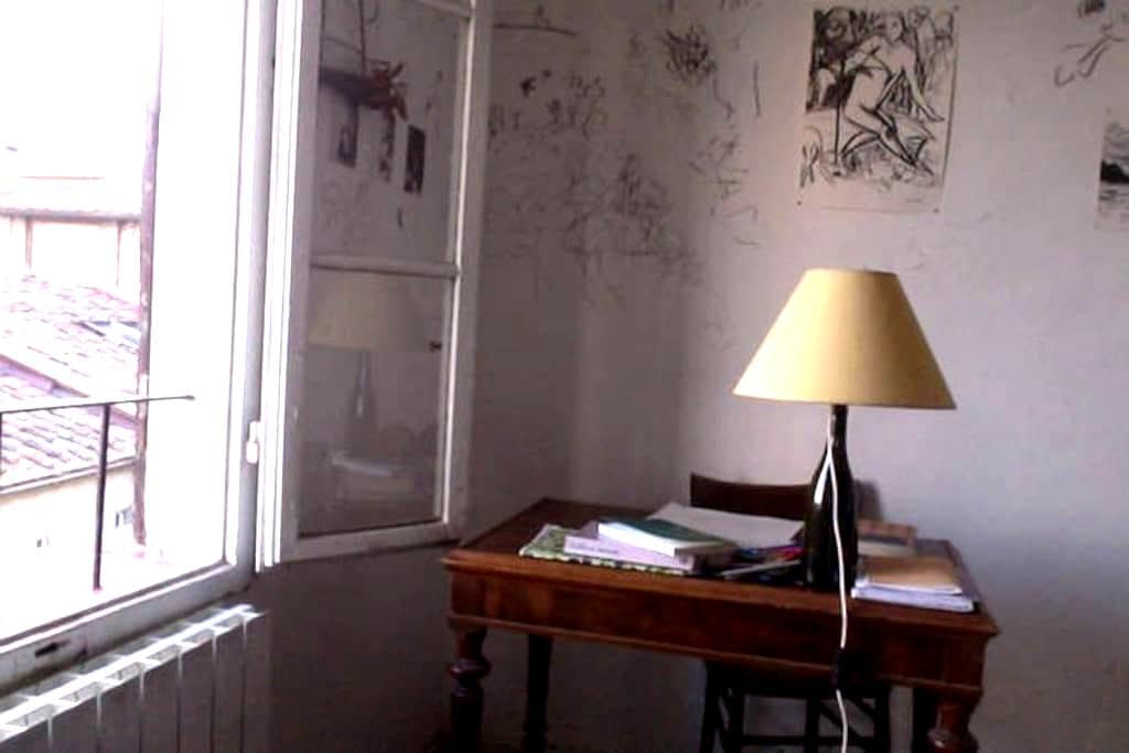 Beautiful room historical center - Siena - Apartment