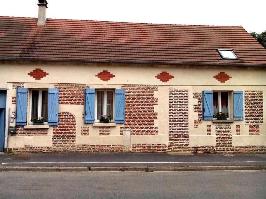 La longère - Avrigny - House