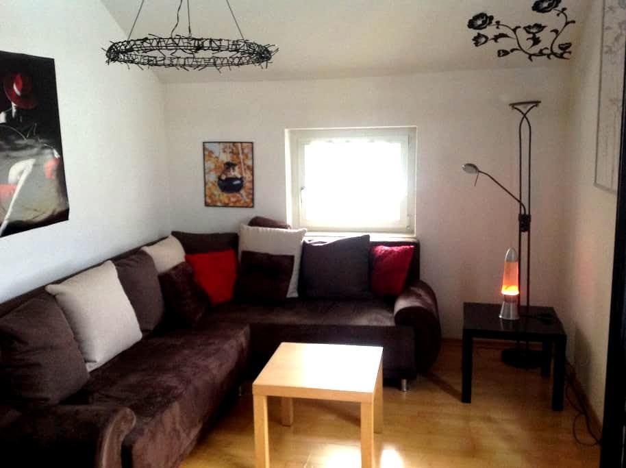 Ruhige Wohnung im Grünen, Nähe Linz - Sankt Marien (Nöstlbach) - Hus