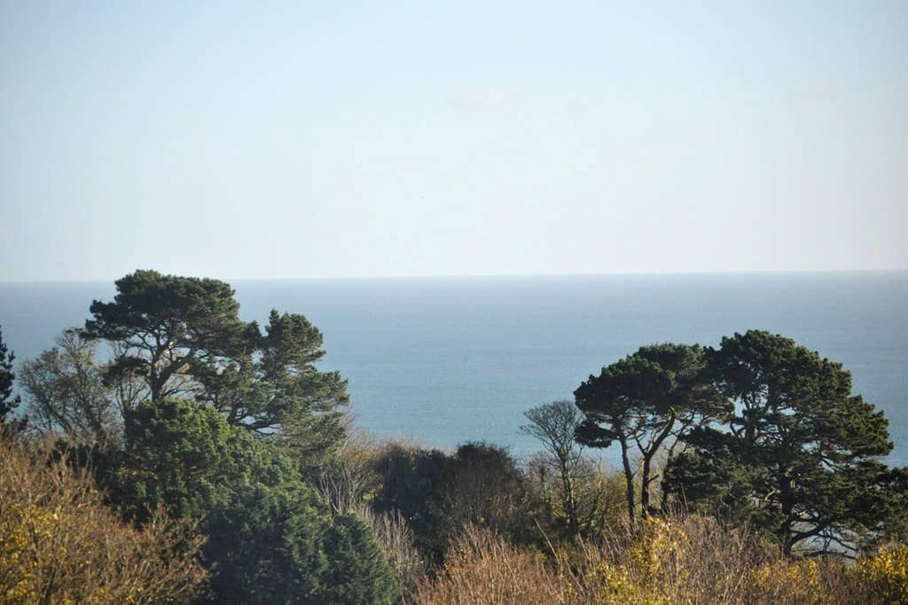 Stunning Sea View Near Dartmouth - Stoke Fleming