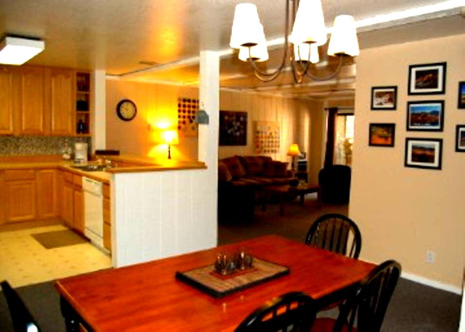 2B/2B Walk to Lift-NEW LOWER PRICE! - Mammoth Lakes - Appartement