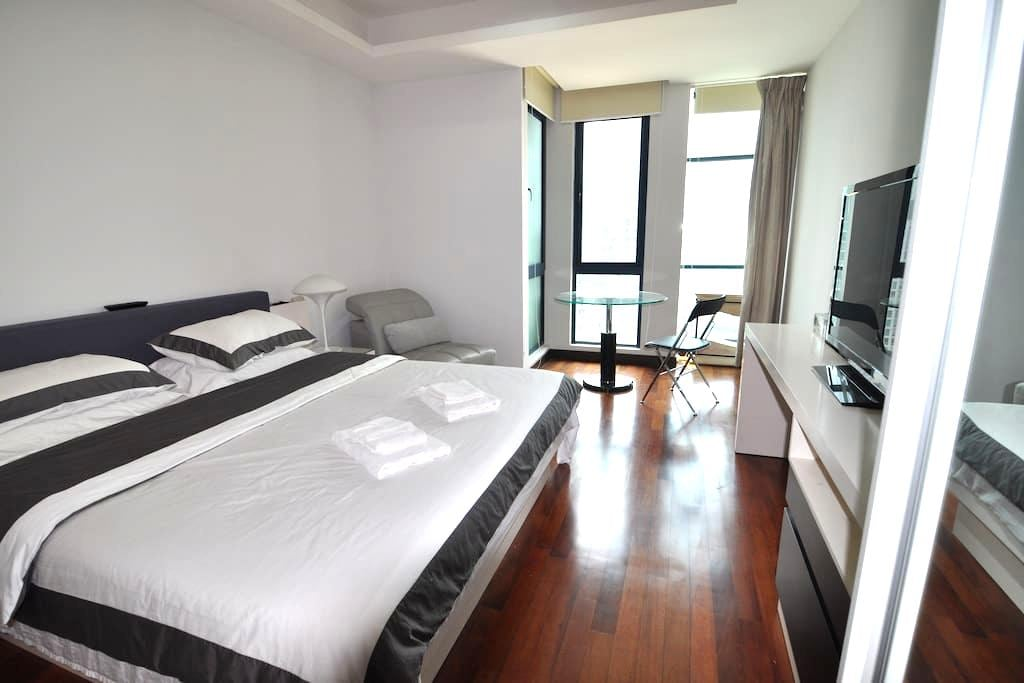 In the Heart Of KL! Perfect for two! - Kuala Lumpur - Apartment