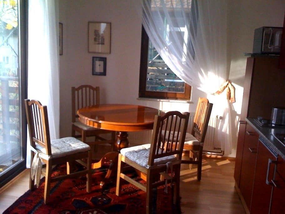2 rooms with views of the countrysi - Mainz - 公寓