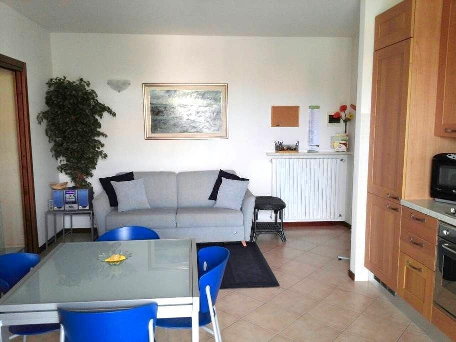 soggiorno relax provincia  verona - castel d'azzano - Appartement