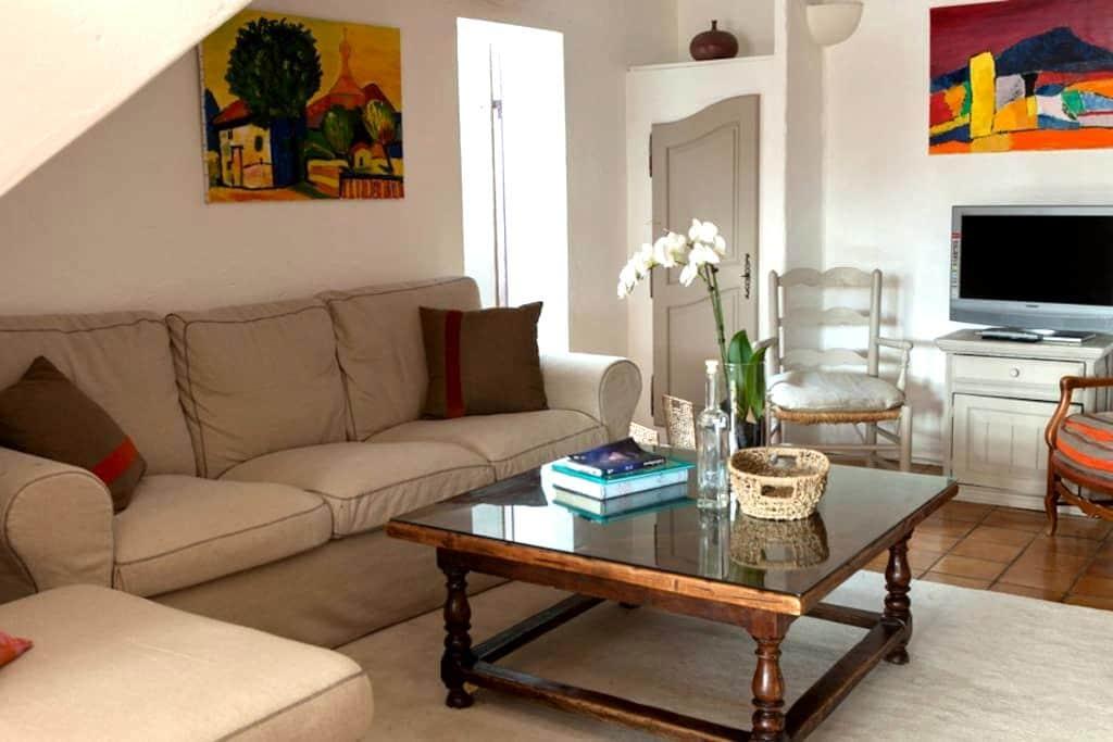 Provence - Private room & bathroom - Salon-de-Provence - Reihenhaus