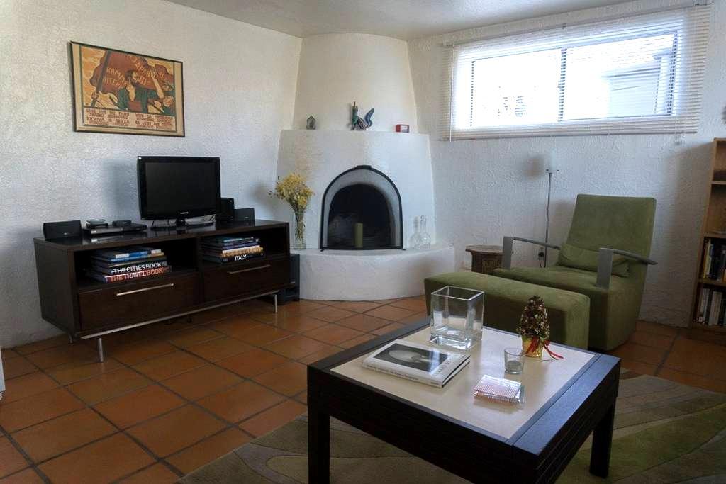 Comfy Sofa In a Santa Fe Casita... - Santa Fe - Pis