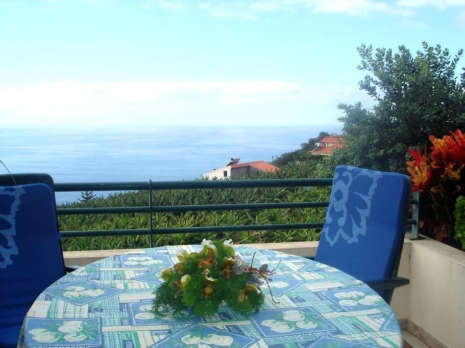 DON'T MISS OUT...Apt with sea view! - Estreito da Calheta - Appartement