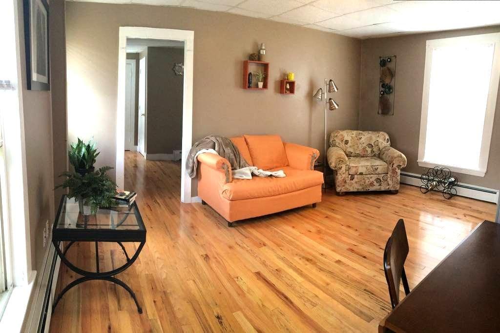 Bright, great sized apt in convenient location! - Scarborough - Apartamento
