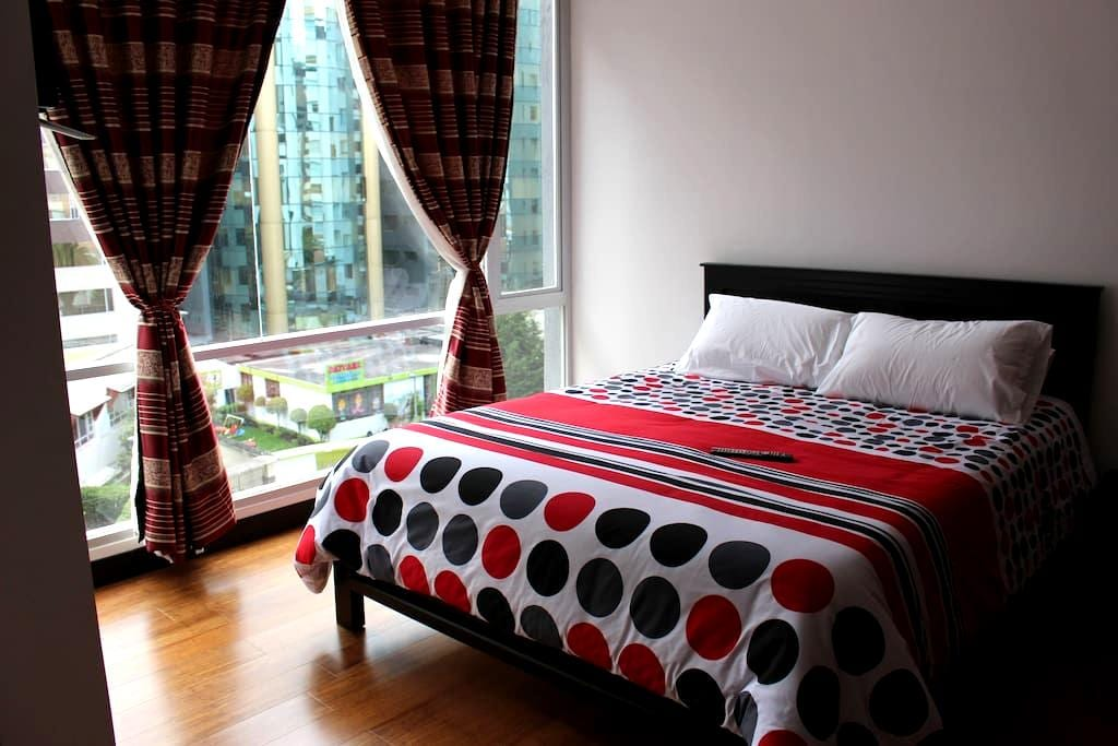 Comfy Suite located in Central-North of Quito - Quito - Daire