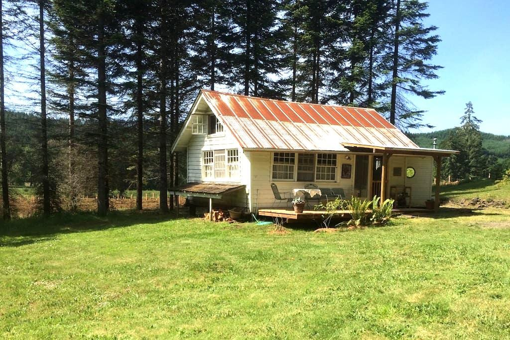 The Guest House at Bellpine Vineyards - Junction City - Guesthouse