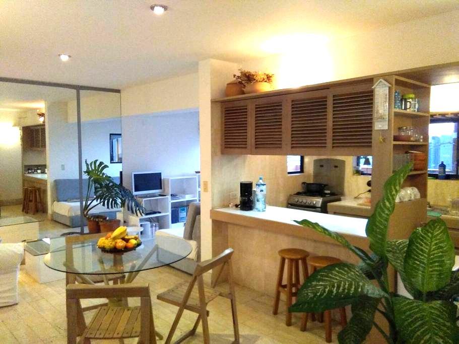 Beautiful apartment in the heart of Miraflores - Miraflores - Wohnung