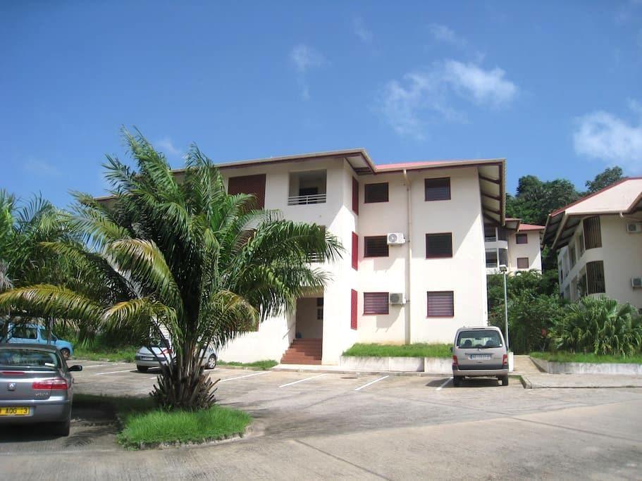Appartement 2 pièces meublé - Cayenne - Apartment